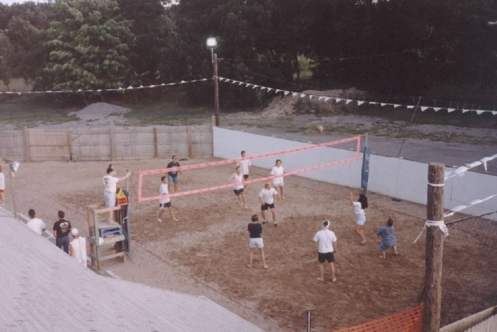 Vollyball-night